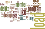 Wordle with Forte Dislikes: load, design, beam, member, program, use, time